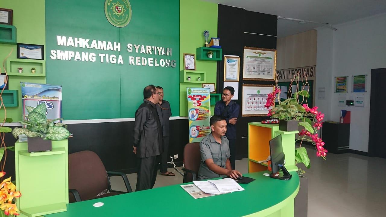 Hakim Tinggi Mahkamah Syar'iyah Aceh Berkunjung Ke Mahkamah Syar'iyah Simpang Tiga Redelong