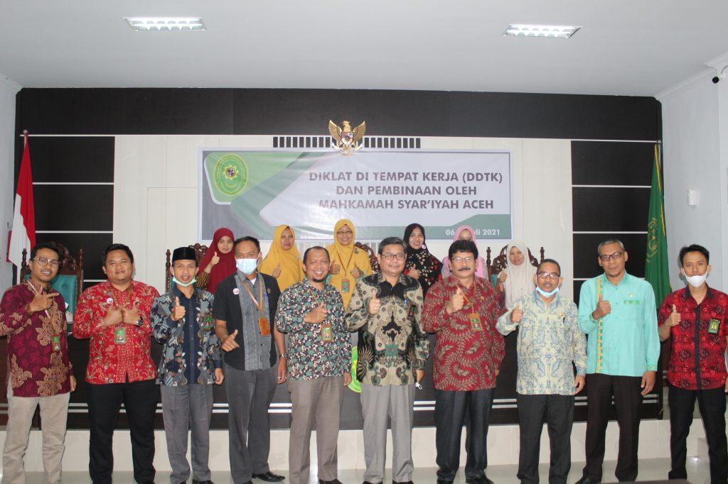 MS Aceh adakan DDTK di MS Simpang Tiga Redelong